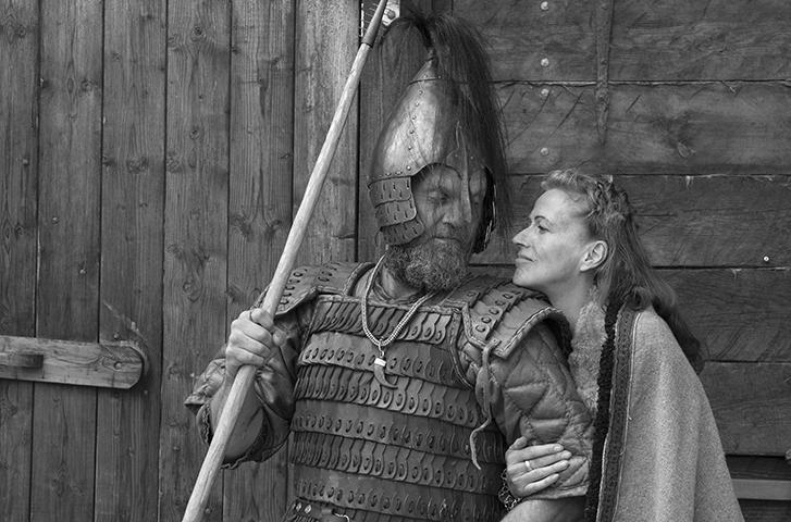 Myt möter sanning. Guidad visning om vikingatiden.